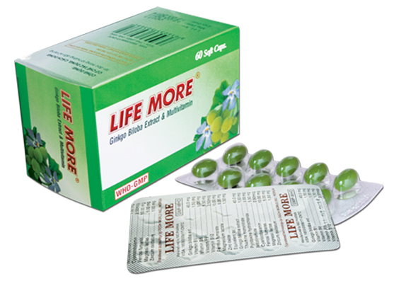 LIFE MORE